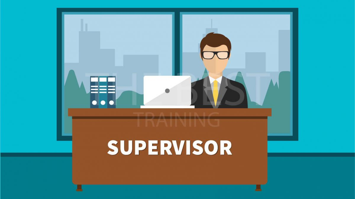 4D-Supervisor-Thebest Training