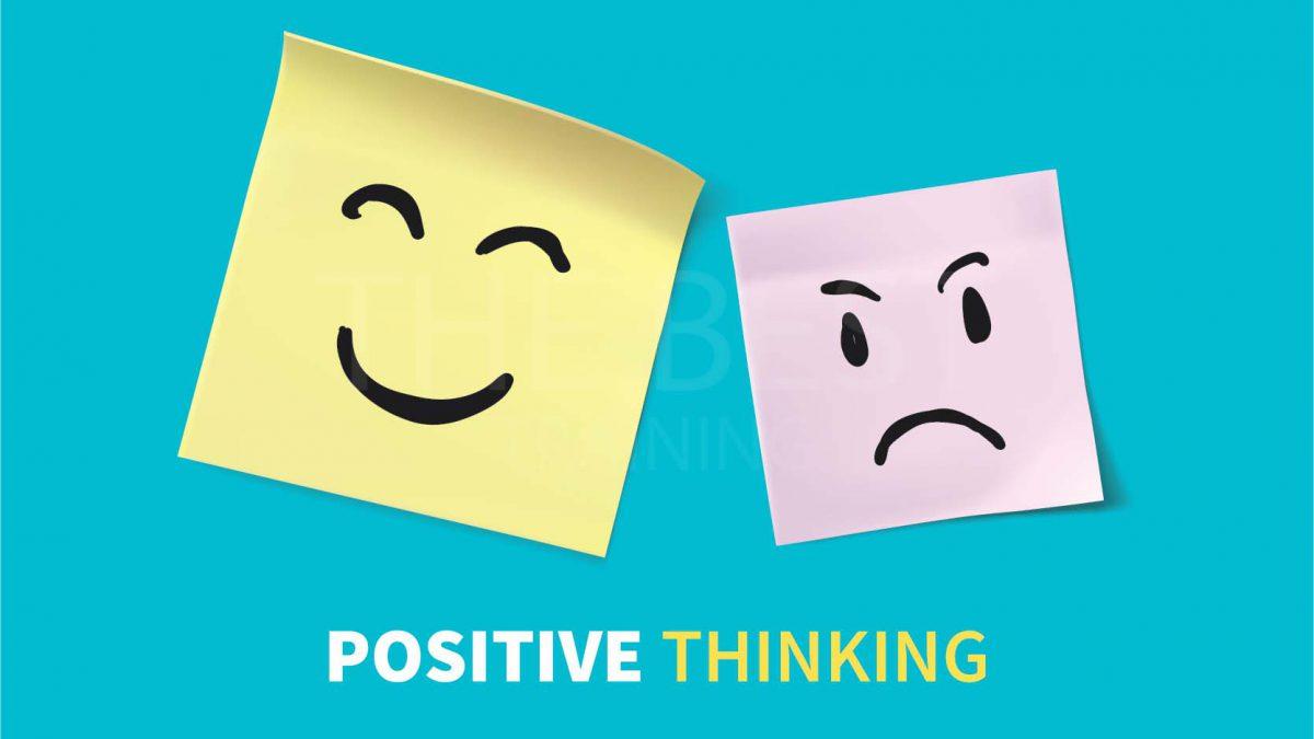 Positive Thinking-Thebest Training