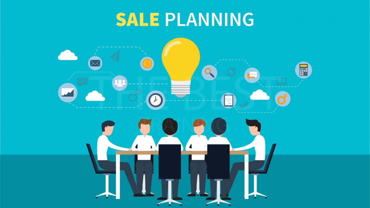 Sale Planning-Thebest Training
