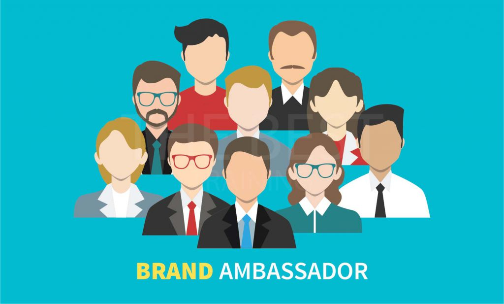 Personality for Brand Ambassador-Thebest-training
